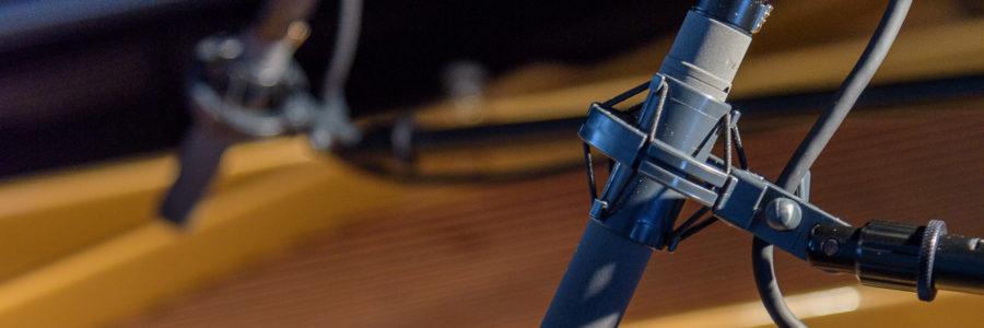 professional audio recording